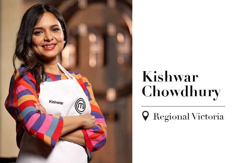 Kishwar Chowdhury – Regional Victoria, VIC