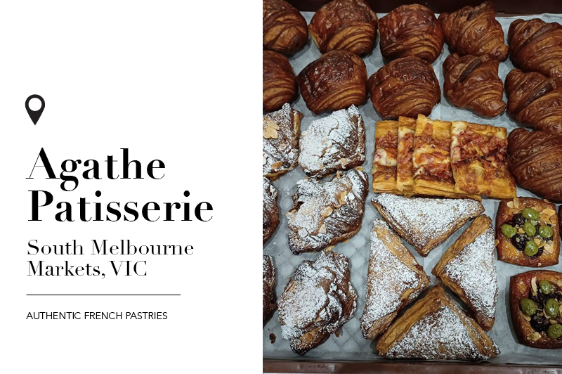 Agathe Patisserie, Melbourne