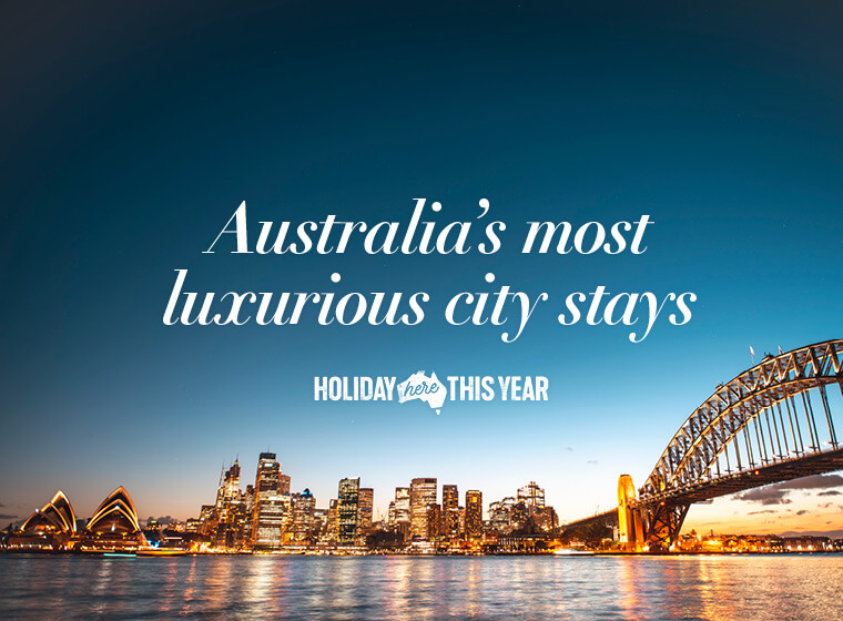 Luxury City Stays