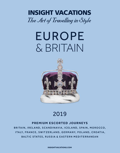 Insight Vacations Brochure 2019 Europe & Britain