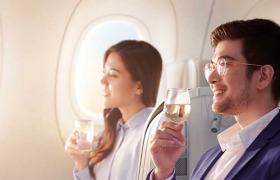 Malaysia Airlines Inflight Experience